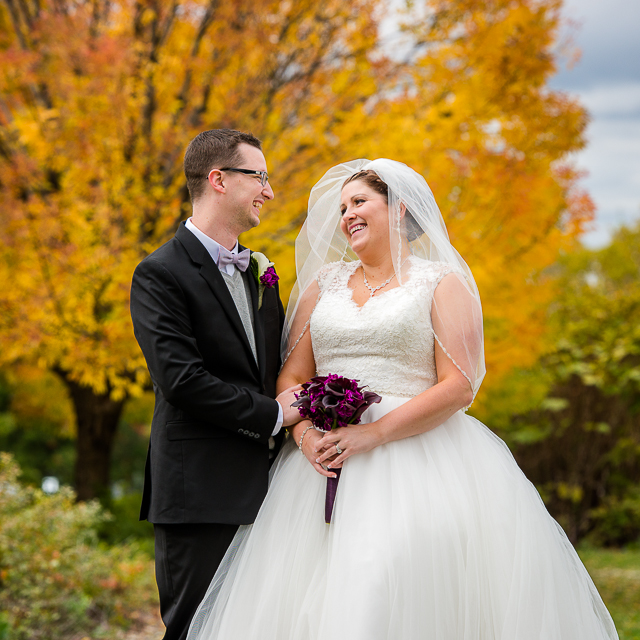 Lisa & Tyler // Wedding at The Chapel in Downtown Akron