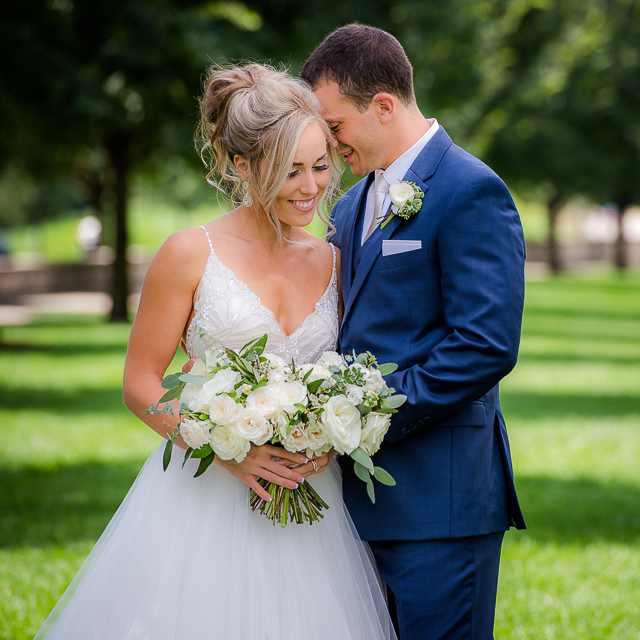 Stacy & Greg // Wedding in Downtown Columbus and The Boat House