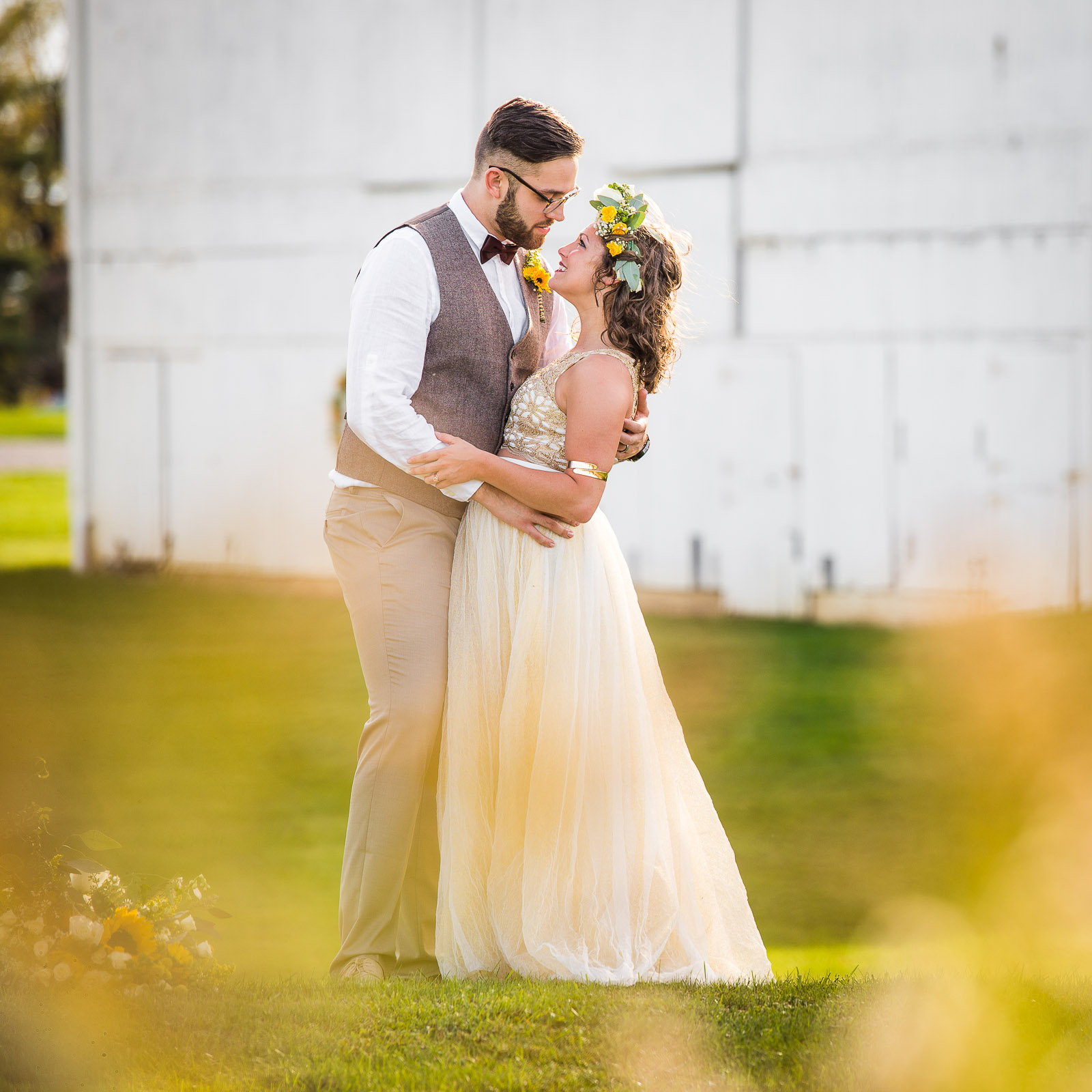 Lauren & Jonathan // Wedding in Brunswick