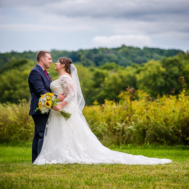 Stacey & Geoff // Wedding in Akron and Conrad Botzum Farm