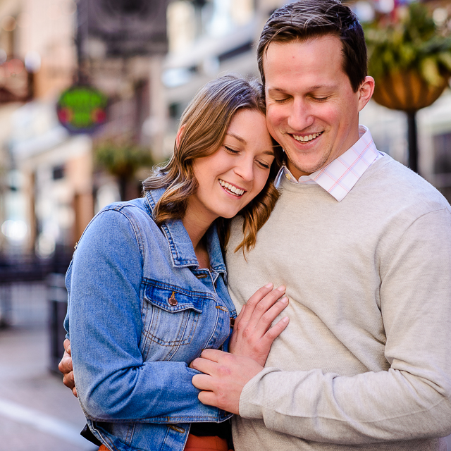 Maggie & Sam // Engagement Session in Cleveland