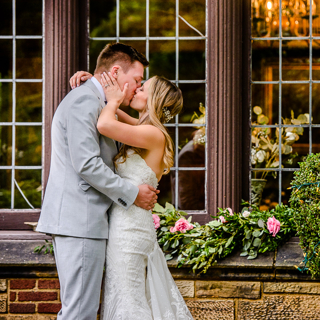 Ashley & Scott // Wedding at The O'Neil House in Akron