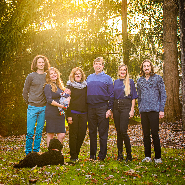 Family Session in North Canton